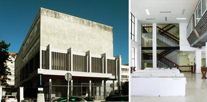 Ddiseno for Escuela tecnica superior de arquitectura